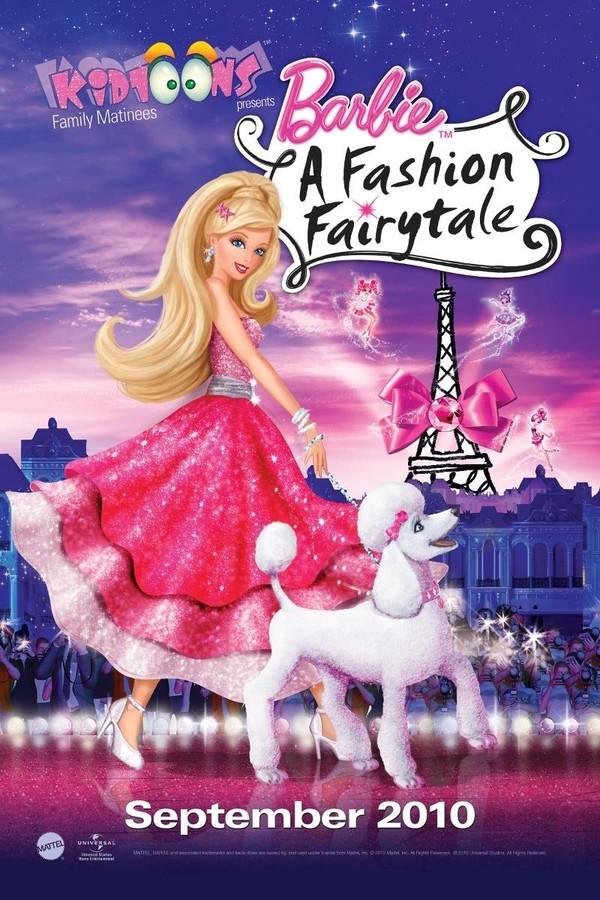 Barbie a kouzelný módní salon online