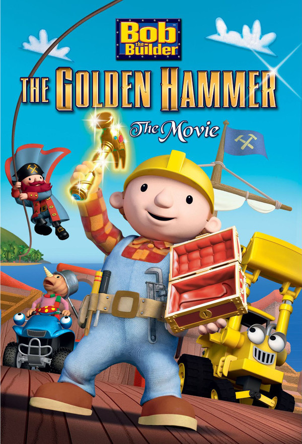 Bob the Builder: Legend of the Golden Hammer online