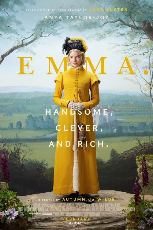 Emma - Tržby a návštěvnost