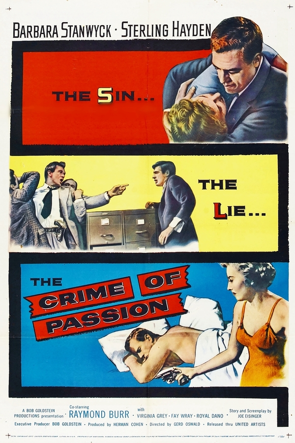 Crime of Passion online