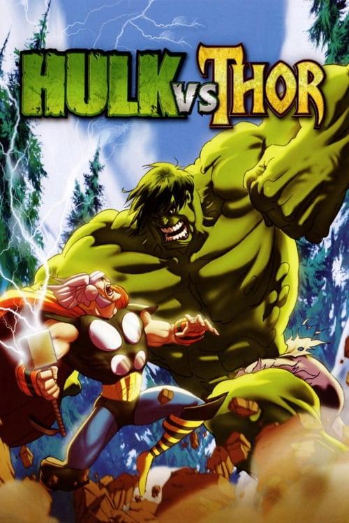 Hulk Vs. Thor online