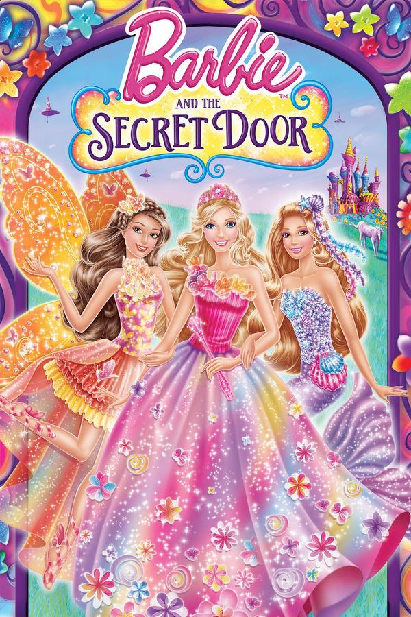 Barbie a Kouzelná dvířka  online