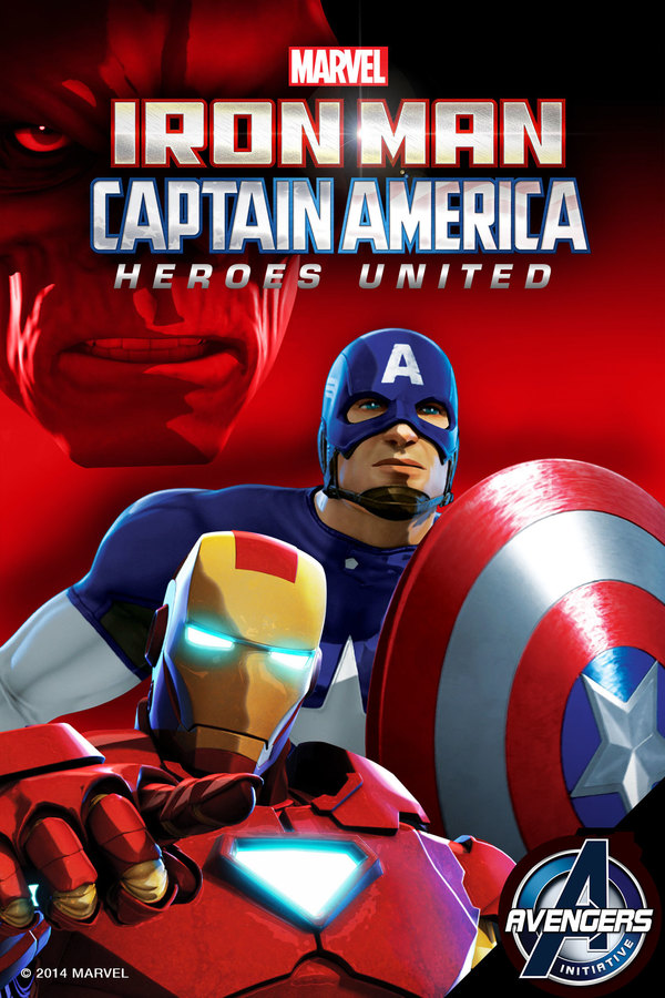 Iron Man & Captain America: Heroes United online