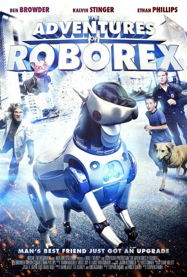 The Adventures of RoboRex online