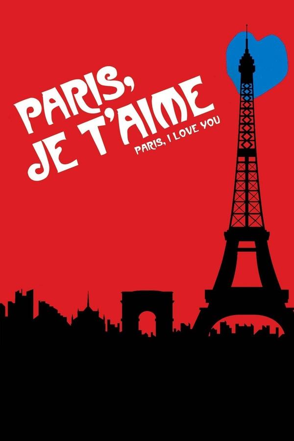 Paris, je t'aime