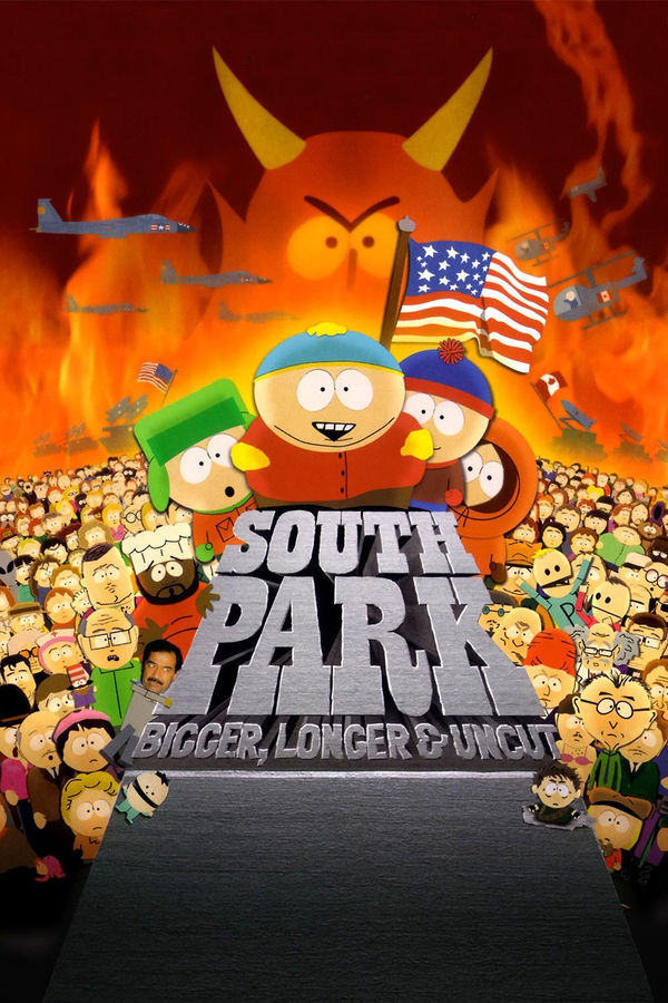 South Park: Peklo na zemi online