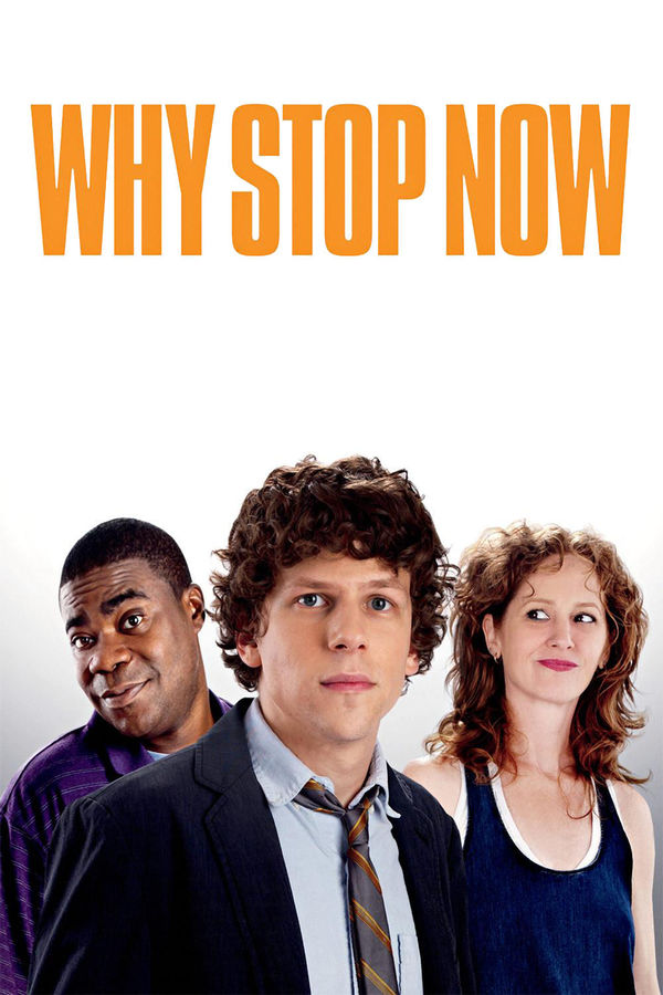 Why Stop Now? online
