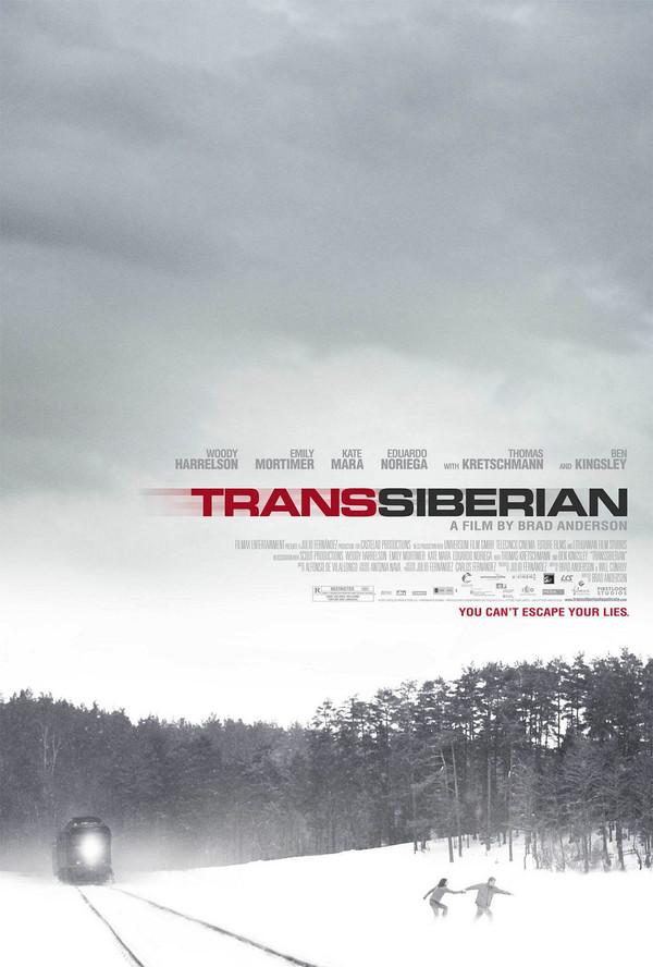 Transsibiřský expres online