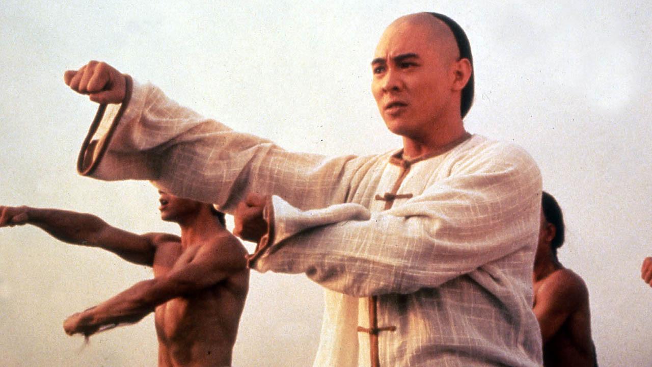 Tenkrát v Číně