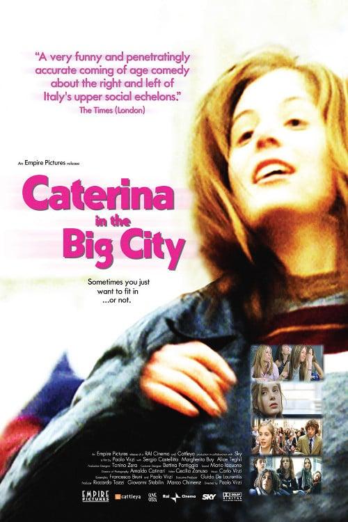 Caterina ve velkoměstě online