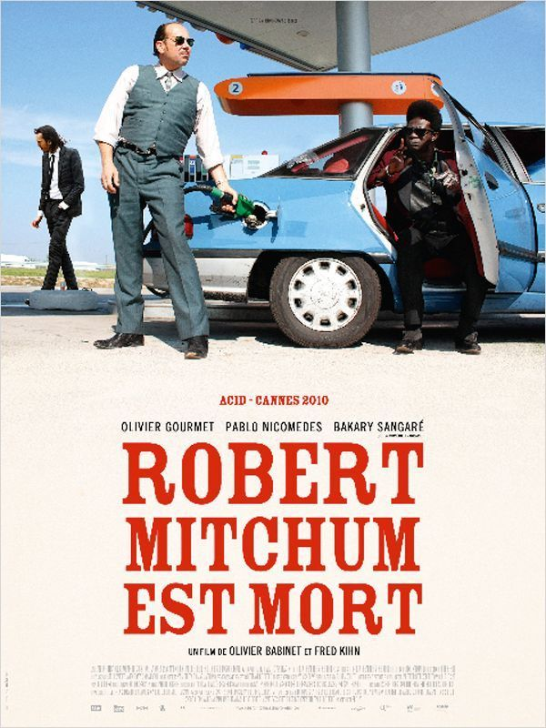 Konec Roberta Mitchuma online