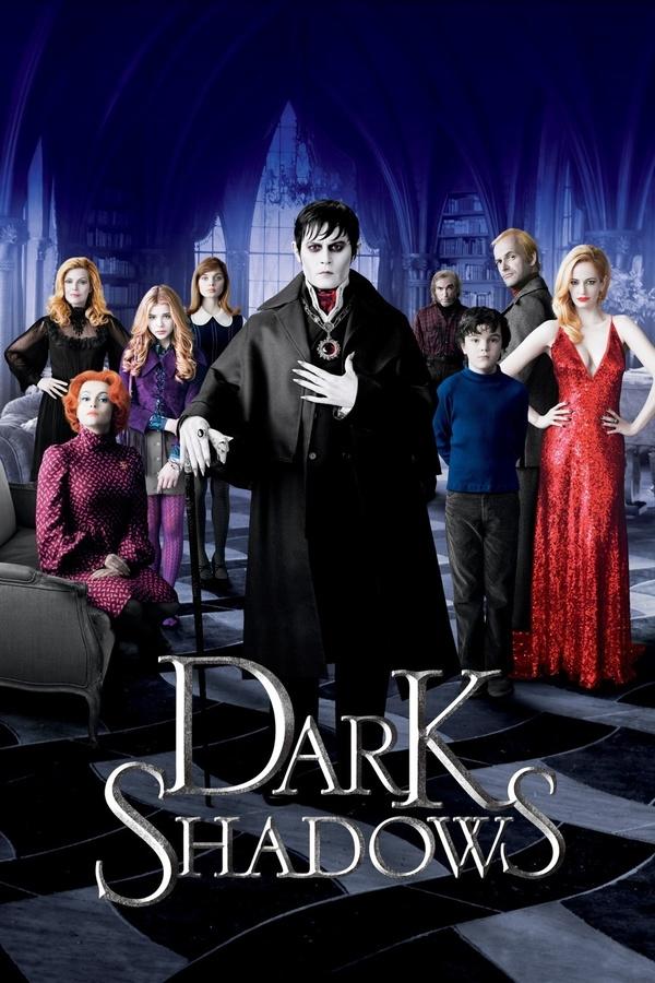 Temné stíny - Tržby a návštěvnost