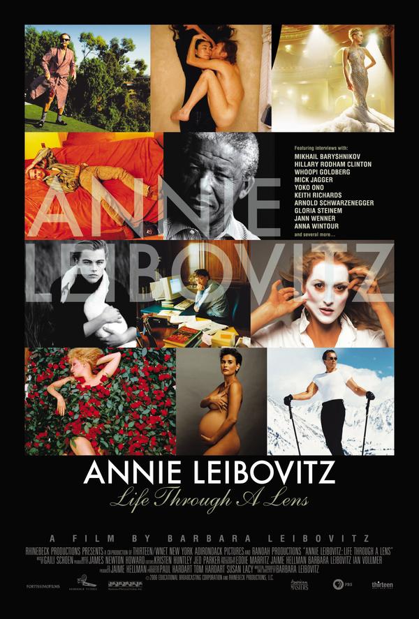 Annie Leibovitz: Život objektivem online