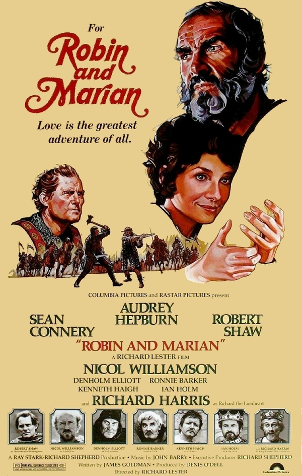 Robin a Mariana online