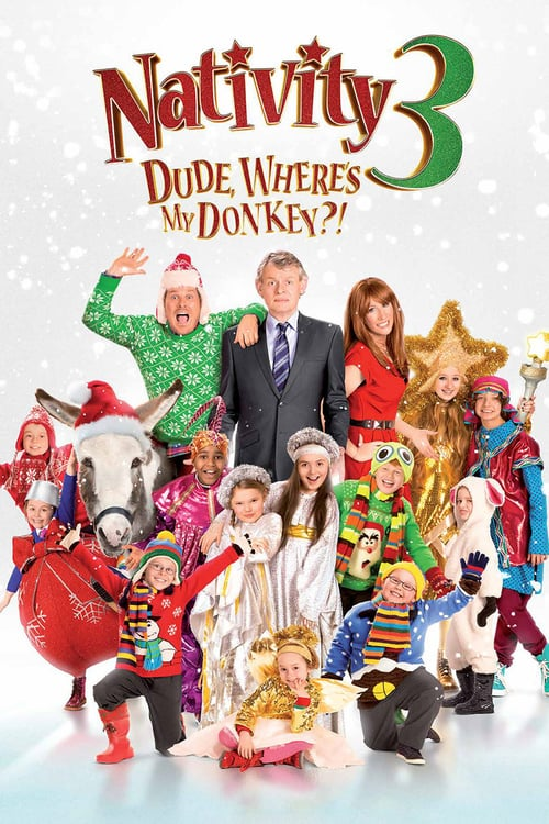 Nativity 3: Dude, Where's My Donkey?! online