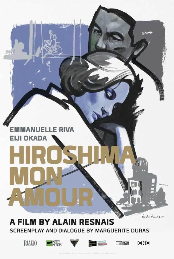 Hirošima, má láska online