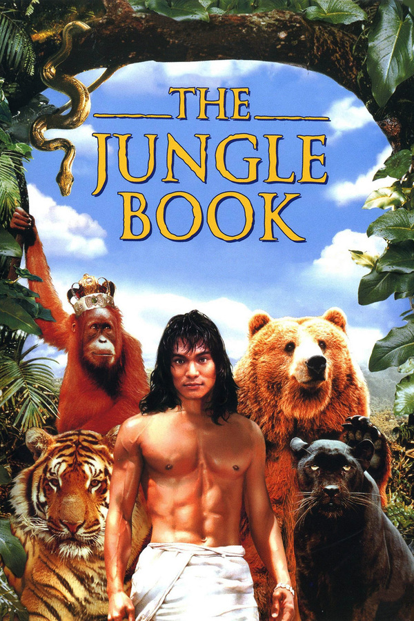 Nová kniha džunglí online