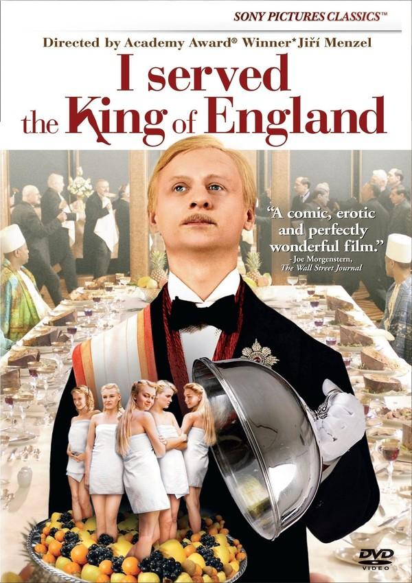 Obsluhoval som anglického krála online