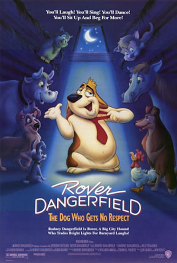Rover Dangerfield online