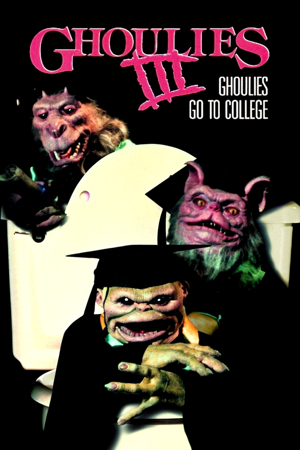 Ghoulies III: Ghoulies Go to College online