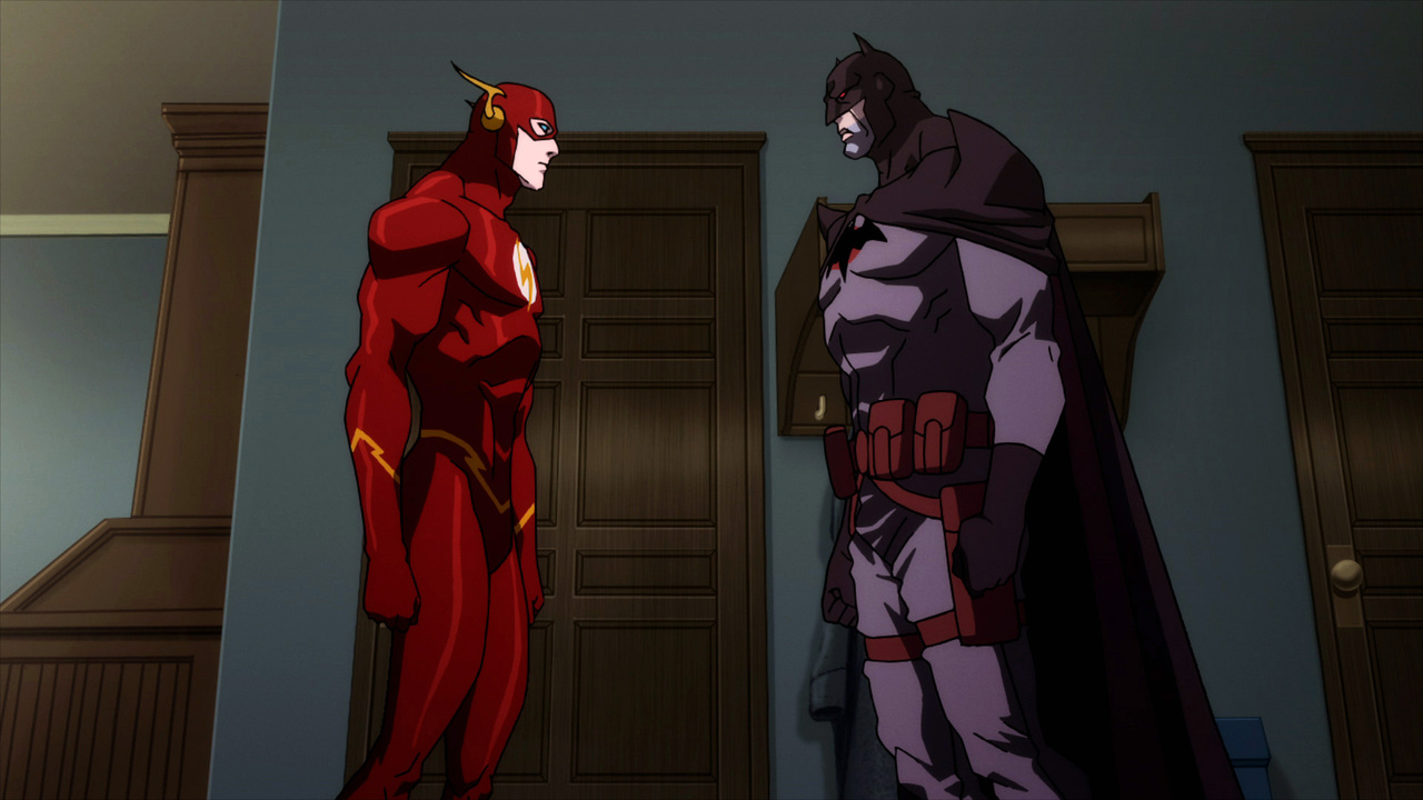 Justice League: The Flashpoint Paradox online