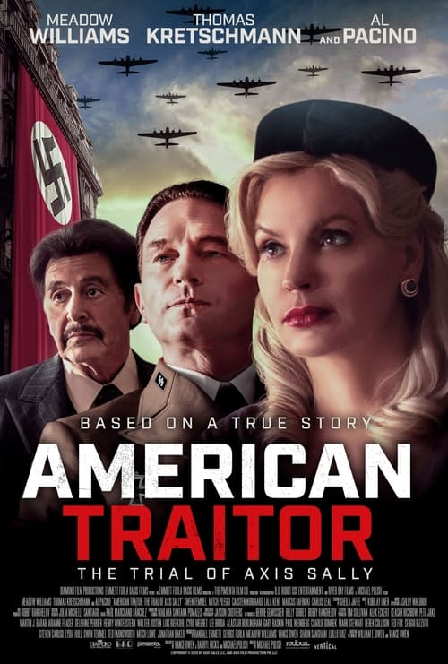 American Traitor: The Trial of Axis Sally online