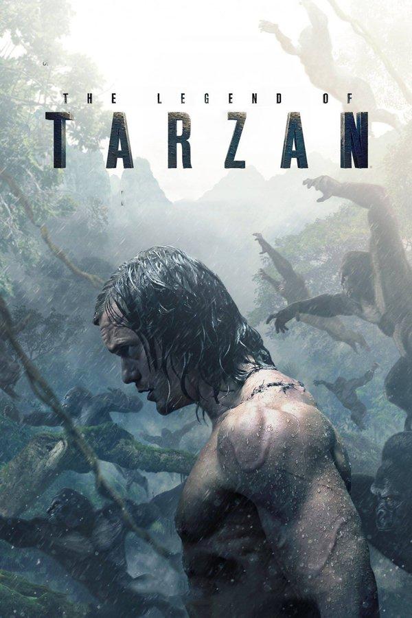 Legenda o Tarzanovi - Tržby a návštěvnost