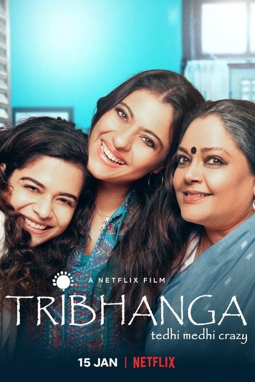 Tribhanga - Cikcak na třetí online