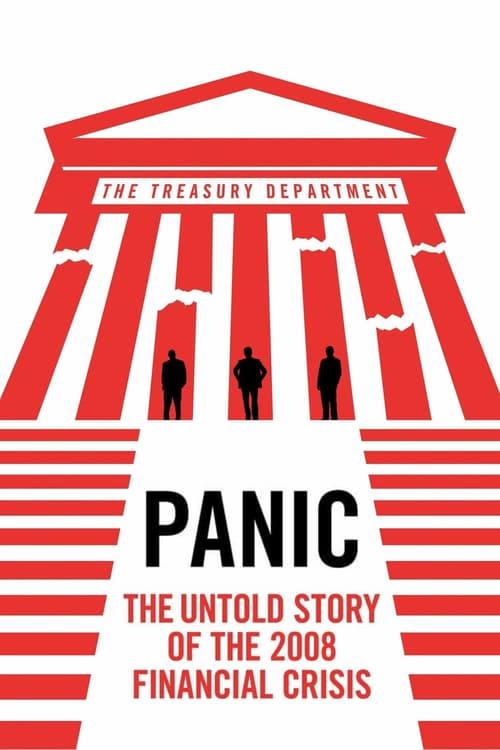 Panika: Příběh finanční krize 2008 online