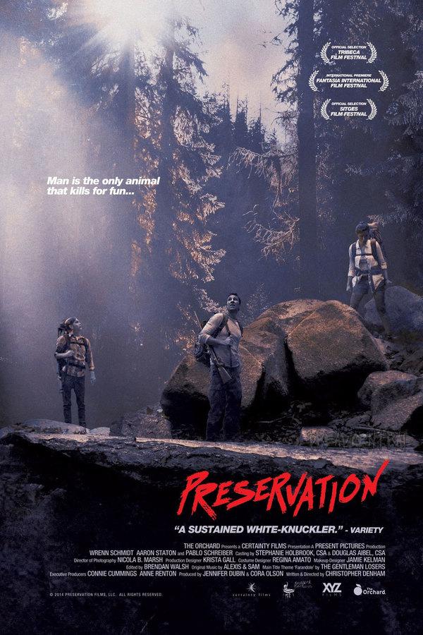 Preservation online
