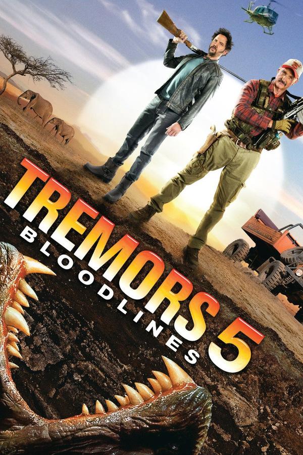 Tremors 5:  Bloodline online