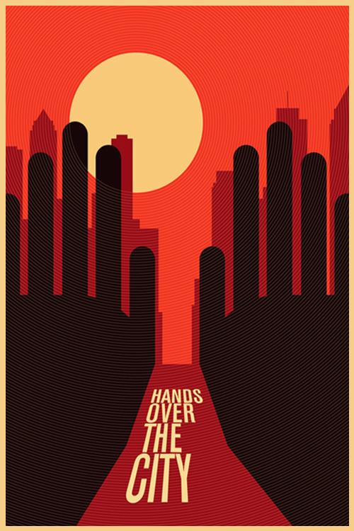 Hands over the City online