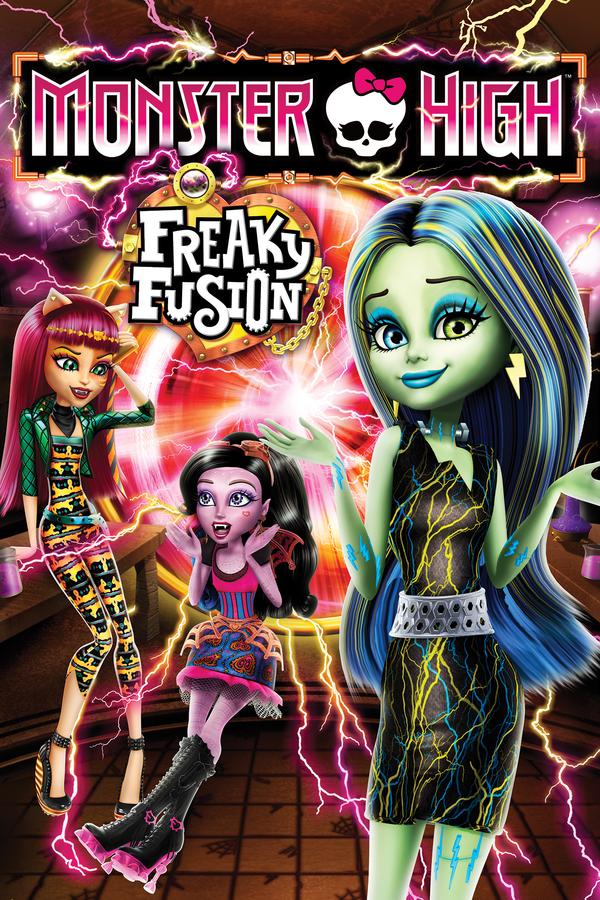 Monster High: Monstrózní splynutí online