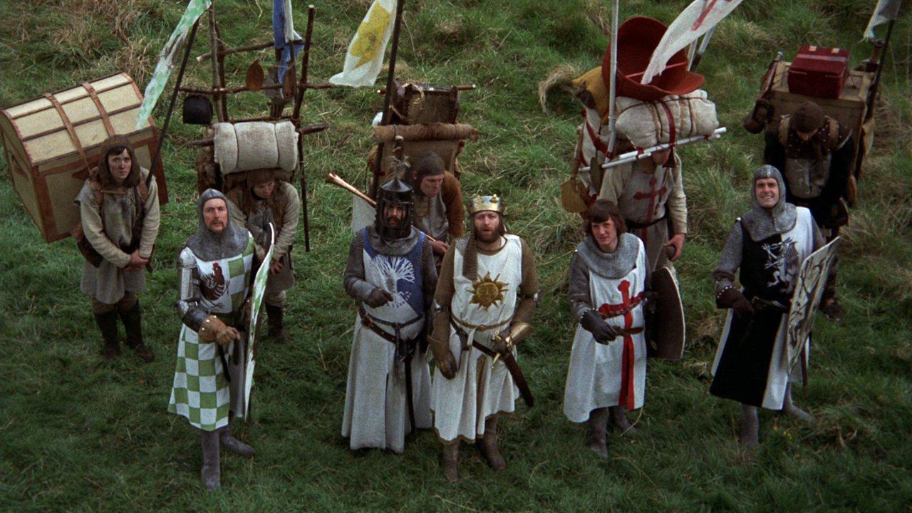 Monty Python a Svatý Grál