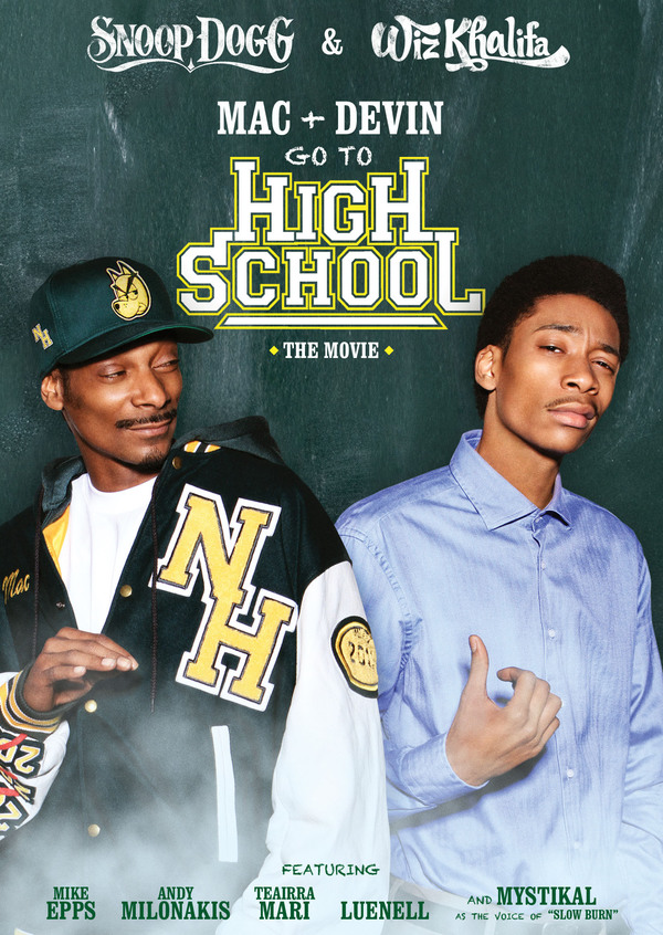 Mac & Devin Go to High School online