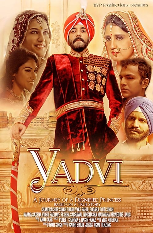 YADVI: The Dignified Princess online