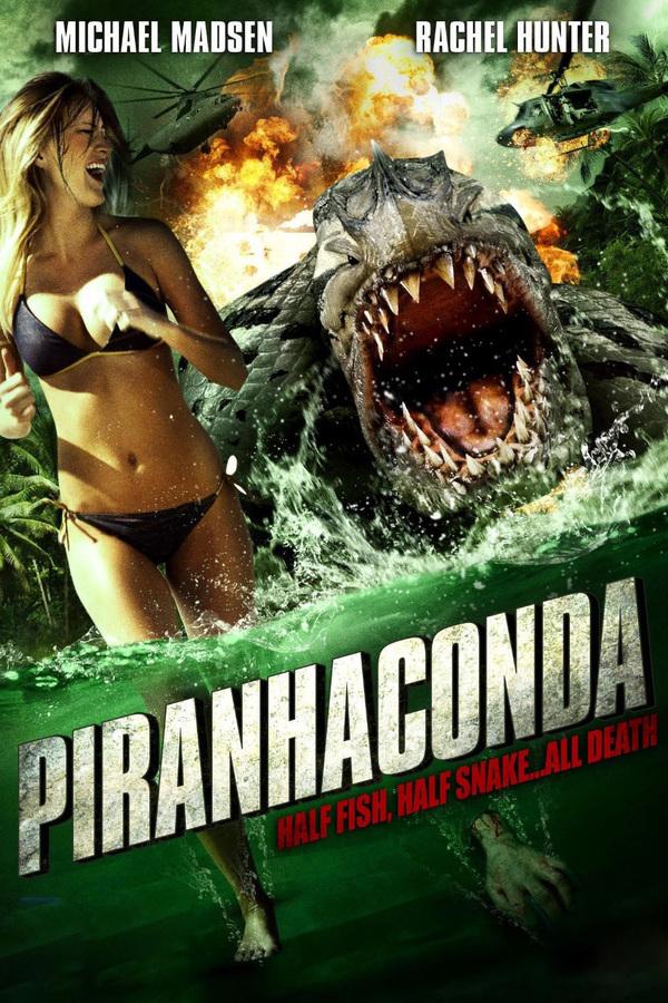 Piranhaconda online