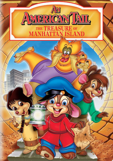 An American Tail: The Treasure of Manhattan Island online