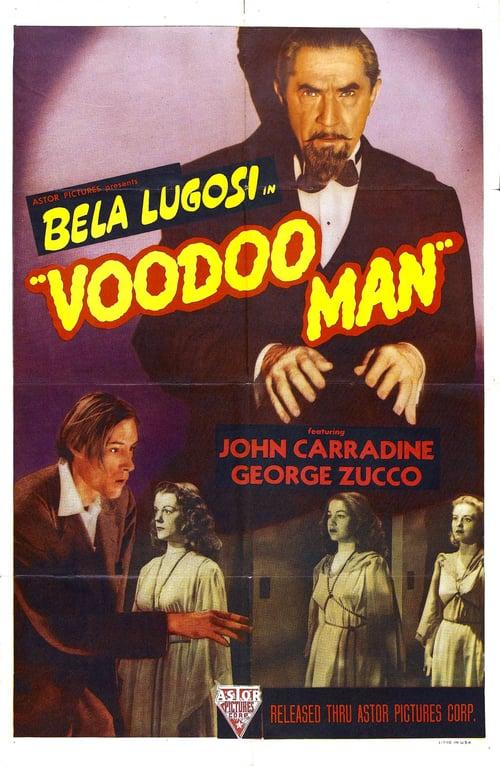 Voodoo Man online
