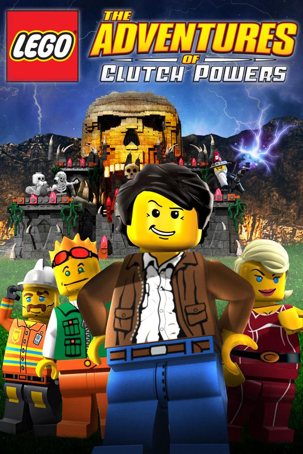 LEGO: Clutch Powers zasahuje online
