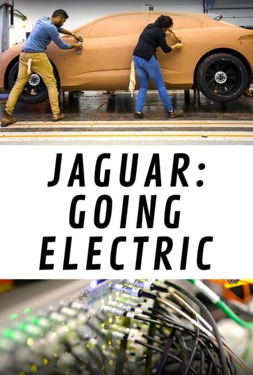 Jaguar: Going Electric online