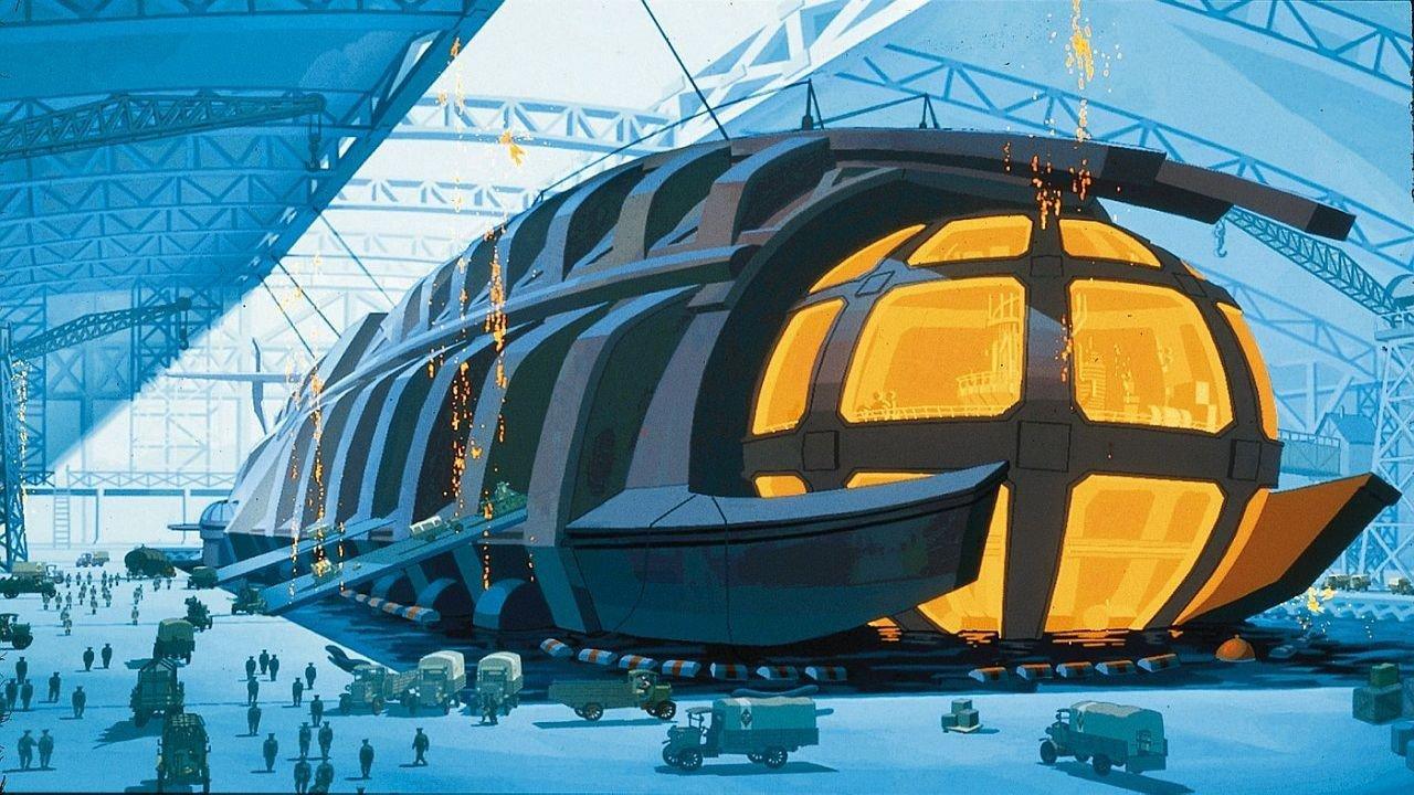 Atlantida: Tajemná říše - Tržby a návštěvnost