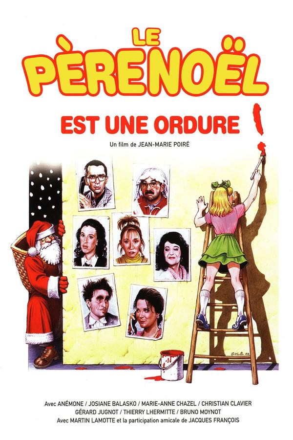 Le Pere Noël est une ordure online