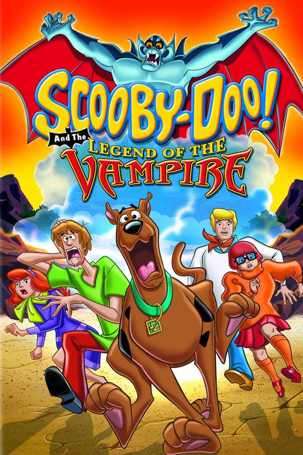Scooby-Doo a upíří legenda online