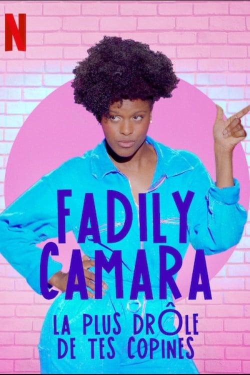 Fadily Camara : Nejvtipnější kamarádka online