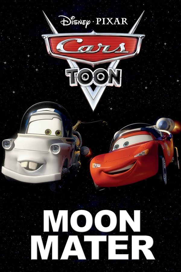 Cars Toon: Burákovy povídačky online