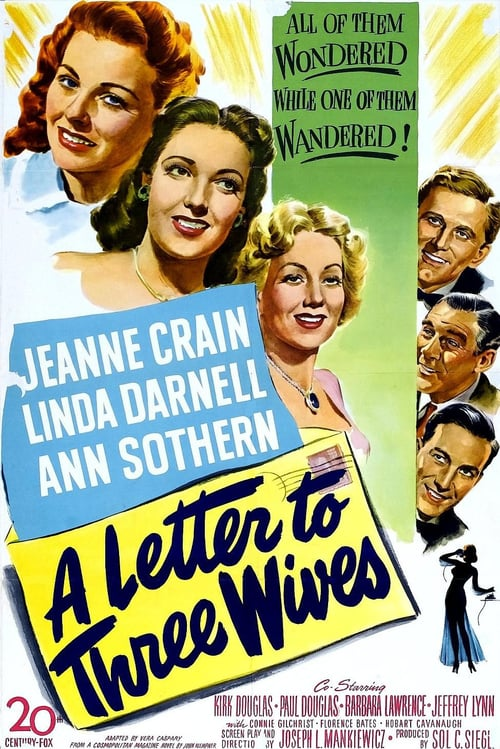 A Letter to Three Wives online