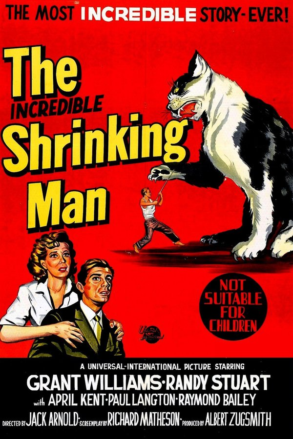 The Incredible Shrinking Man online