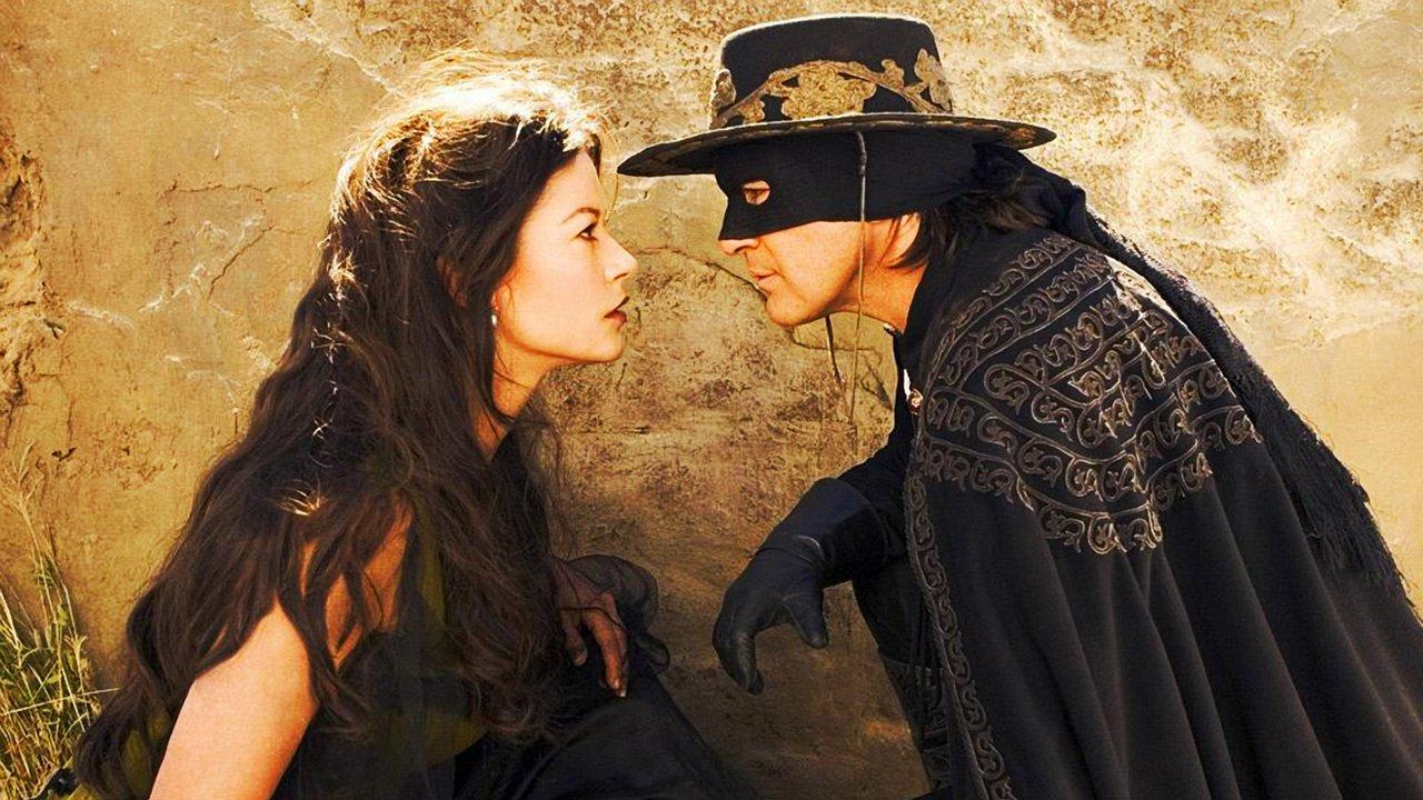 Zorro: Tajemná tvář online