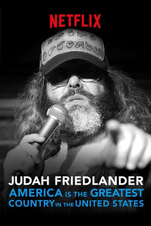 Judah Friedlander: America Is the Greatest Country in the United States online